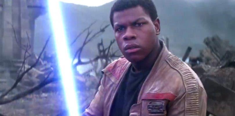 Finn no sería un Jedi en Star Wars según John Boyega