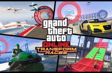 Las Transform Races llegarán a GTA Online esta próxima semana