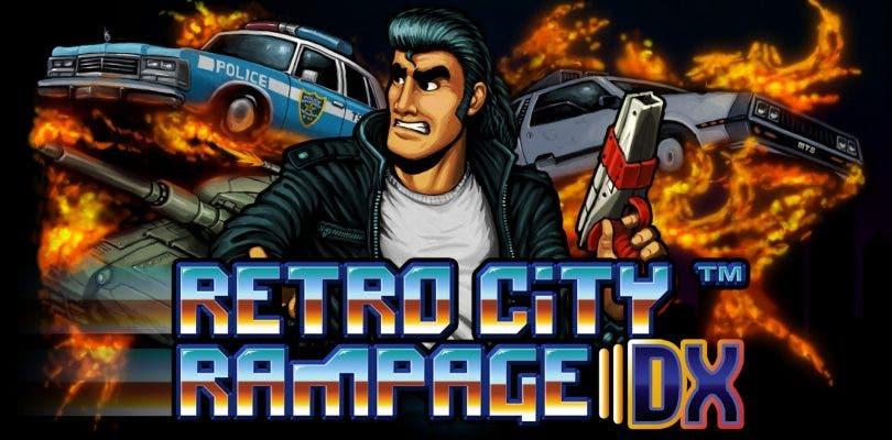 Retro City Rampage DX tendrá pronto versión física en Nintendo Switch
