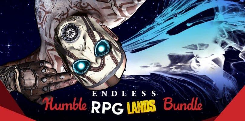 La saga Borderlands y otros RPG protagonistas del nuevo Humble Bundle