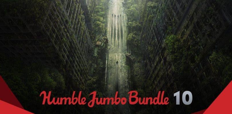 Humble Jumbo Bundle 10 nos acerca juegos de varios géneros