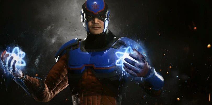 Atom ha sido desvelado como el próximo personaje de Injustice 2