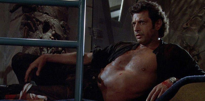 Jeff Goldblum confirma que su papel en Jurassic World 2 será pequeño
