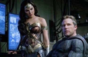 Justice League enseña nuevos entresijos de su rodaje