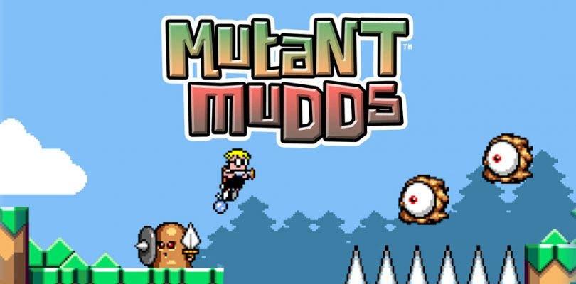 Se anuncia la fecha de lanzamiento de Mutant Mudds Collection