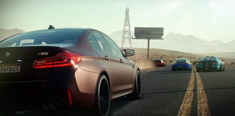 Comparativa gráfica de Need for Speed Payback en Xbox One X y PS4 Pro