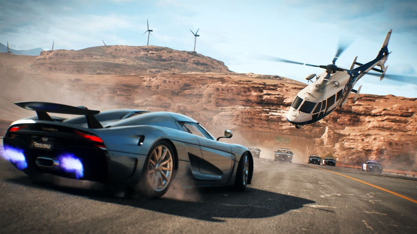 Imagen de Análisis Need for Speed Payback