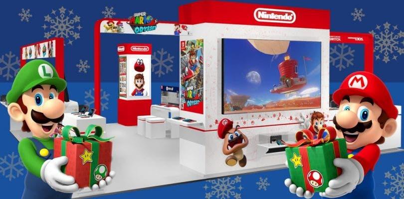 Nintendo confirma su gira Holiday Experiencie en Estados Unidos