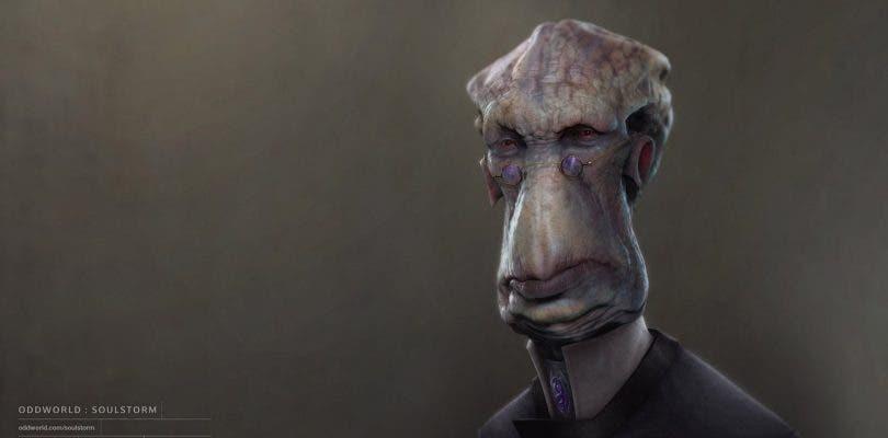 Se presenta otro villano de Oddworld: Soulstorm