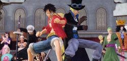 Primeros minutos de One Piece: Pirate Warriors 3 Deluxe Edition en Switch