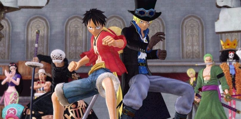 Se anuncia One Piece: Pirate Warriors 3 Deluxe Edition para Switch