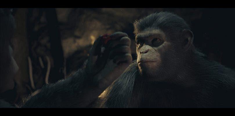 Planet of the Apes: Last Frontier nos presenta a otro simio vengativo