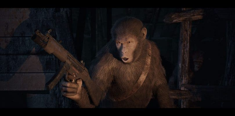 Planet of the Apes: Last Frontier muestra a otro simio protagonista