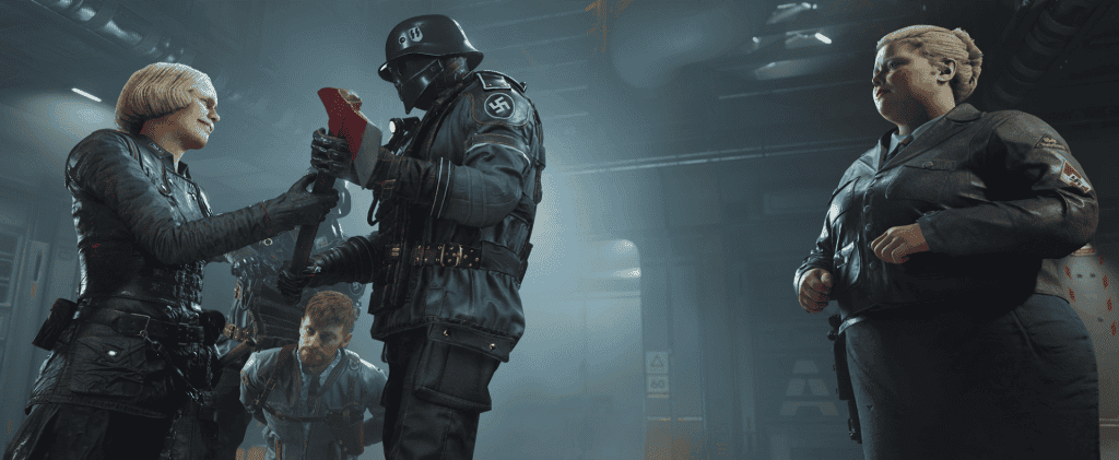 ROW Wolfenstein II Handle With Care 1498747314