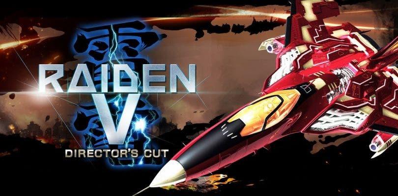 Raiden V: Director's Cut enseña su tráiler de lanzamiento