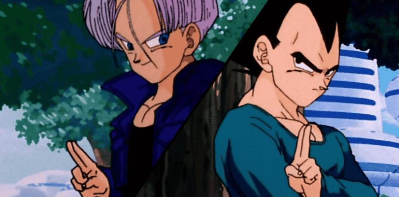 Así es la soñada fusión entre Vegeta y Trunks en Dragon Ball