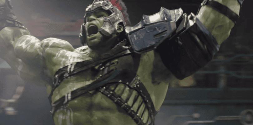Los gladiadores se preparan en el nuevo adelanto de Thor: Ragnarok