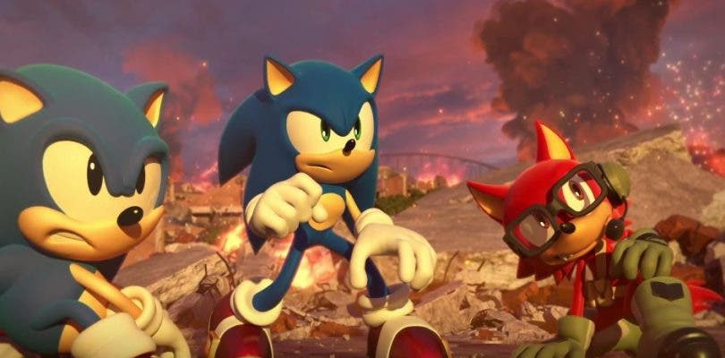 Sonic Forces Switch