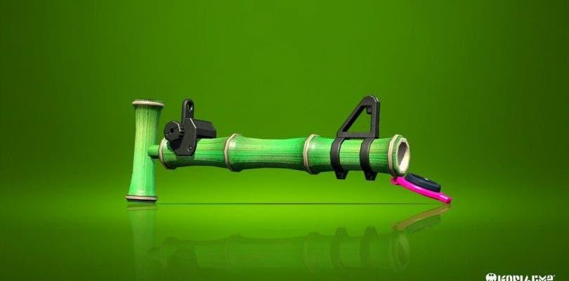 Splatoon 2 se prepara para recibir un nuevo arma esta madrugada