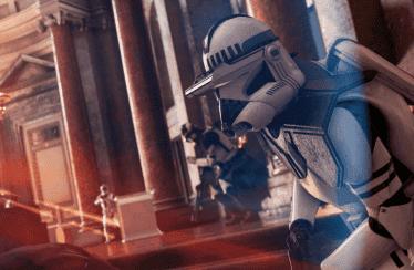 Tráiler de lanzamiento de Star Wars: Battlefront II
