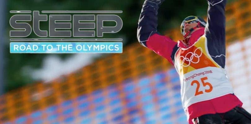 Steep: Road to the Olympics recibe un nuevo gameplay