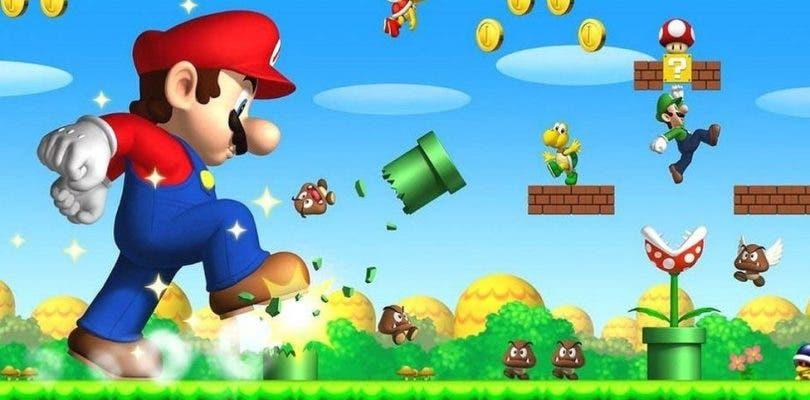 Juguetes de Super Mario en los menús infantiles de McDonald's
