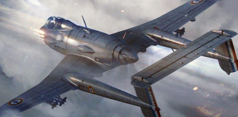 War Thunder recibirá aviones franceses en la actualización 1.73