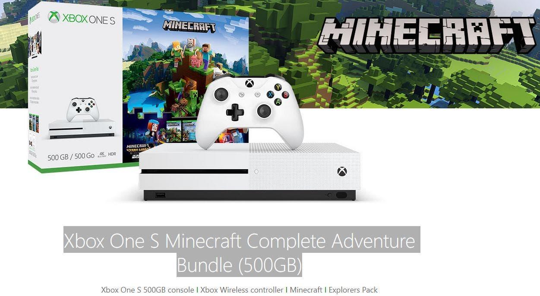 Microsoft Desvela La Llegada De Nuevos Packs De Xbox One S