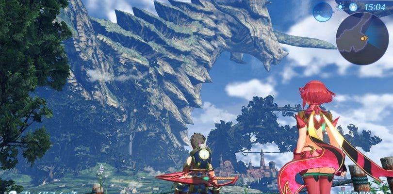 Se muestra el ciclo día-noche de Xenoblade Chronicles 2 en imágenes