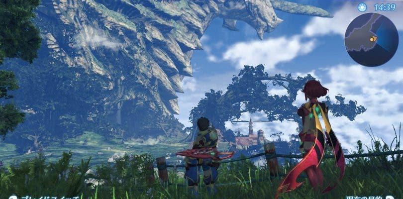 Xenoblade Chronicles 2 luce sus parajes en un nuevo comercial de TV