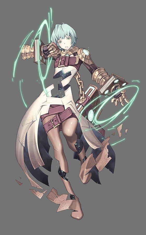 Xenoblade 2 Shiki