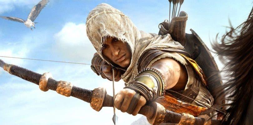 El parche 1.05 añade mayor dificultad a Assassin's Creed Origins