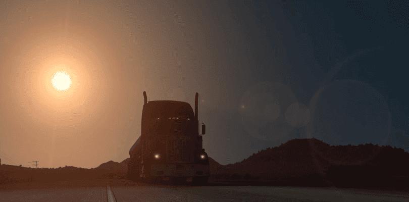American Truck Simulator aparece en su nuevo tráiler de Nuevo México