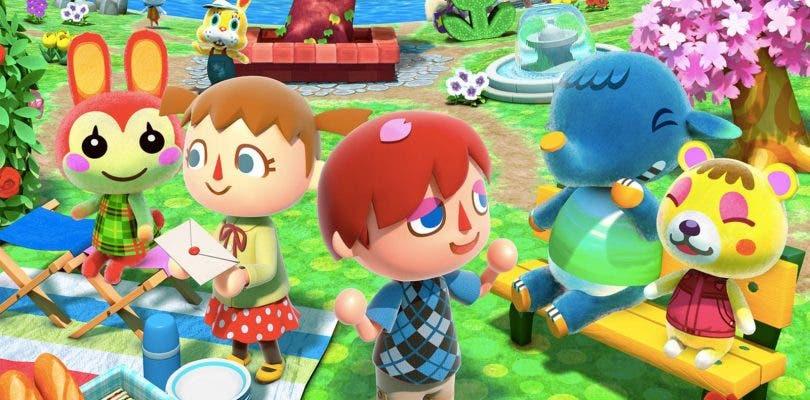 Se publica un nuevo vídeo de Animal Crossing: New Leaf – Welcome amiibo
