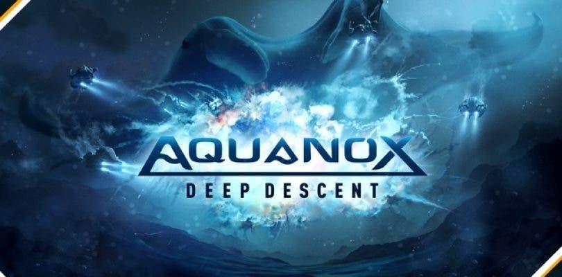 Regalamos 10.000 códigos de la beta de Aquanox: Deep Descent