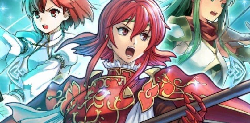 Fire Emblem Heroes recibirá la gran batalla contra Minerva y María