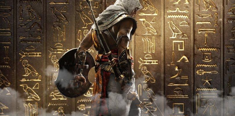 Llega la actualización 1.03 con mejoras para Assassin's Creed Origins