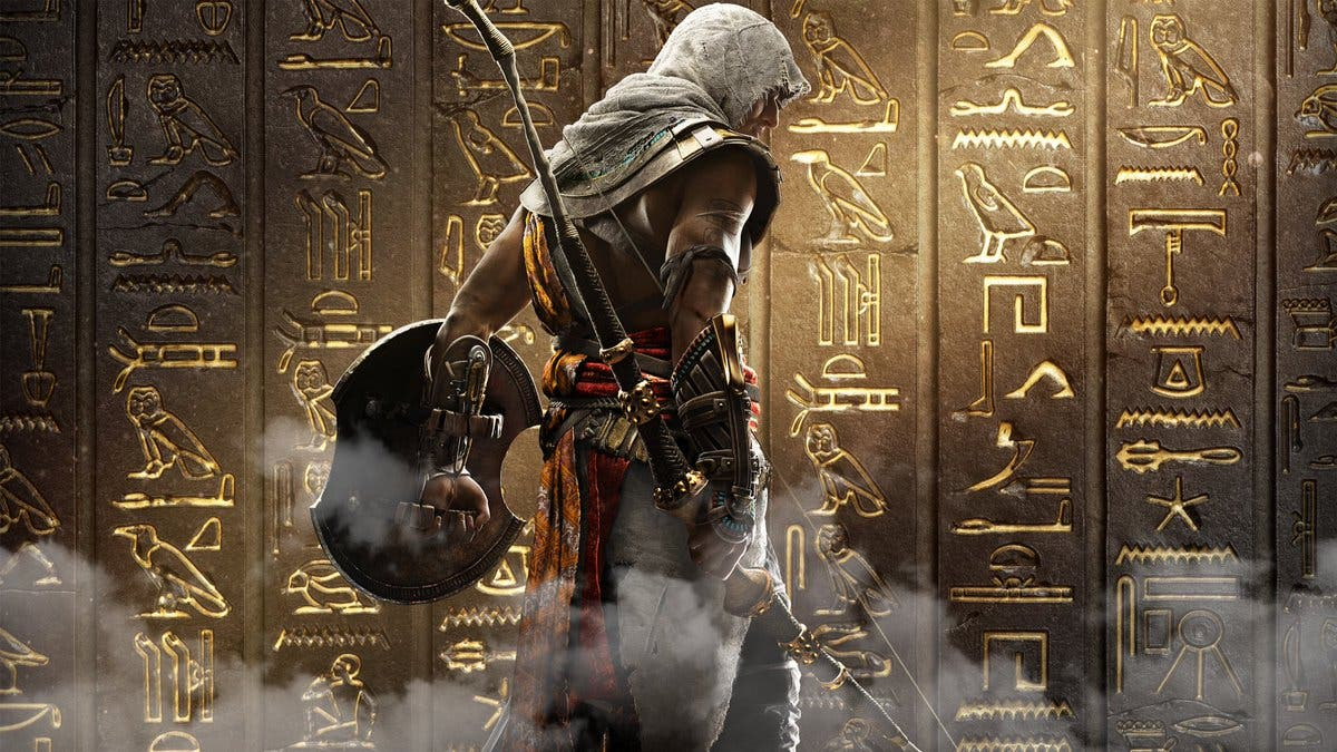 Imagen de Análisis Assassin's Creed Origins