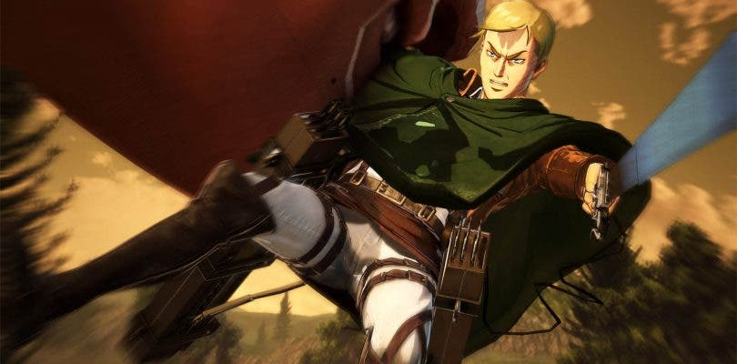 Koei Tecmo muestra Attack on Titan 2 a través de su primer gameplay