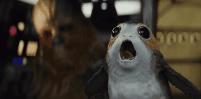Star Wars: Los Últimos Jedi estrena nuevo póster IMAX
