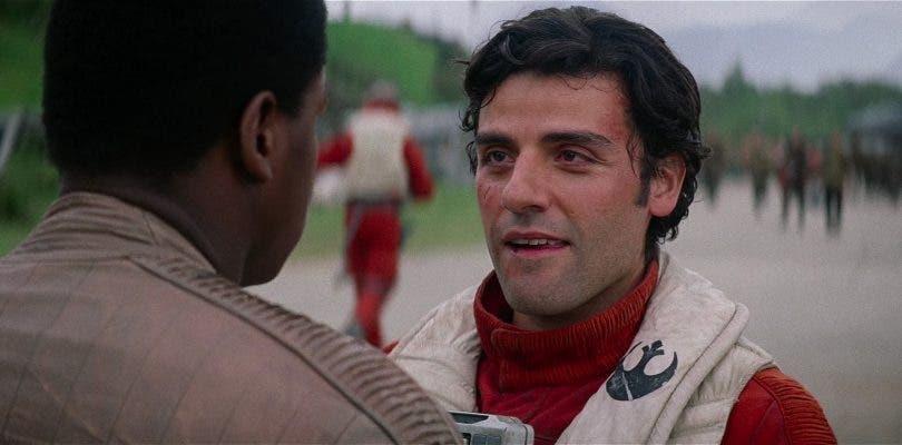 Boyega enciende la pasión de Finn y Poe en Star Wars: Los Últimos Jedi