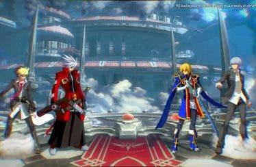 BlazBlue Cross Tag Battle expone sus mecánicas en un nuevo gameplay