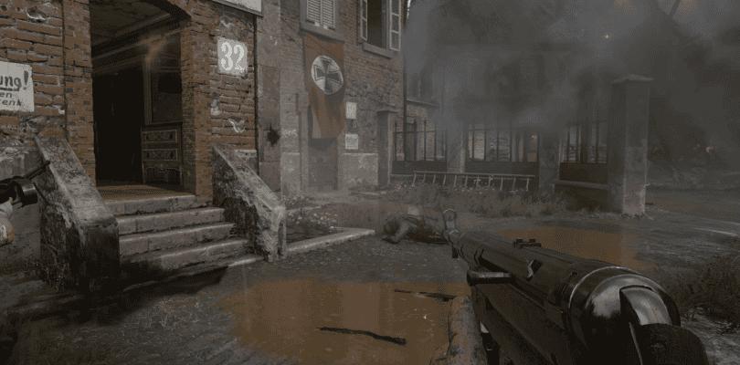 Un nuevo tráiler de Call of Duty: WWII revela nuevo mapa y primer DLC