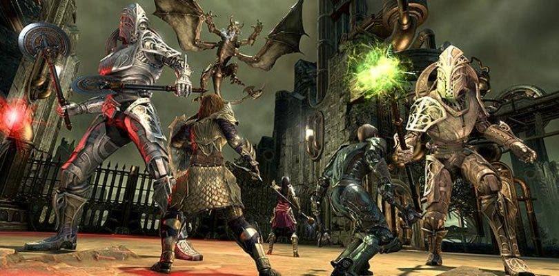 El estudio de The Elder Scrolls Online está trabajando en una nueva IP