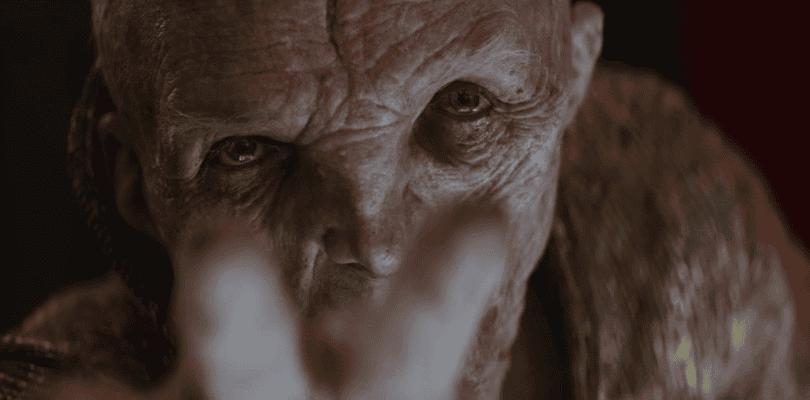Serkis sabe quién es realmente Snoke en Star Wars: Los Últimos Jedi