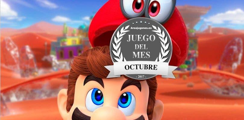 Super Mario Odyssey es nuestro Juego del Mes de octubre