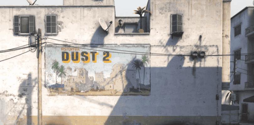 El mapa Dust2 de Counter Strike: GO volverá con un aspecto renovado