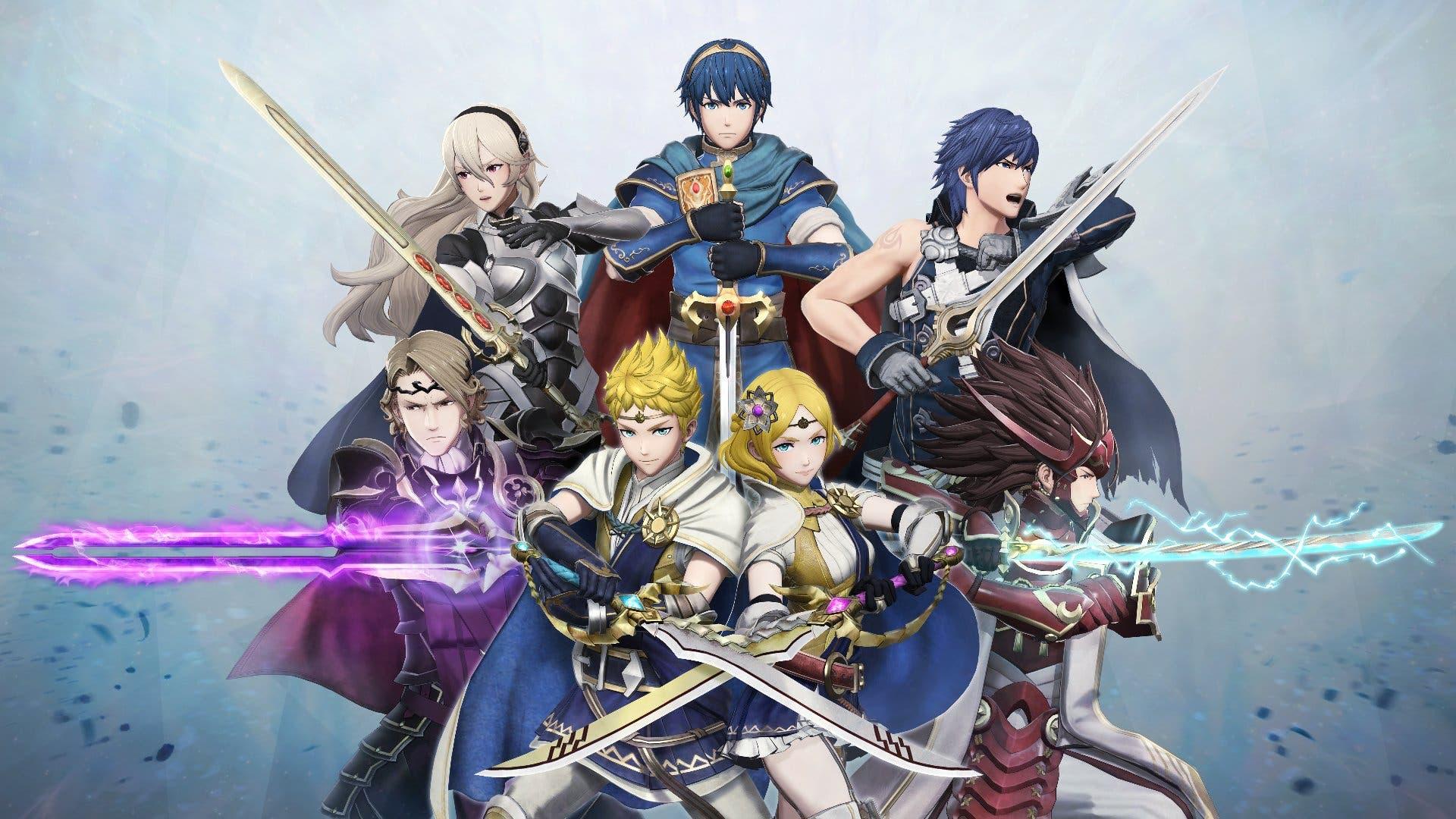 Imagen de Análisis Fire Emblem Warriors