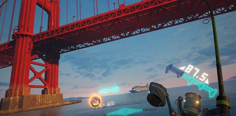 El simulador de pesca Fishing Master llega a PlayStation VR