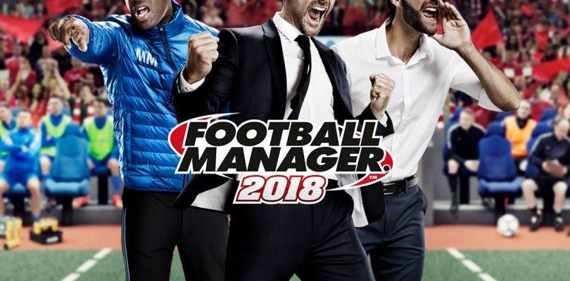 Un vídeo muestra el motor gráfico de Football Manager 2018